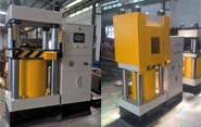 Our Four Pillar Hydraulic Press Machine Export Overseas Market