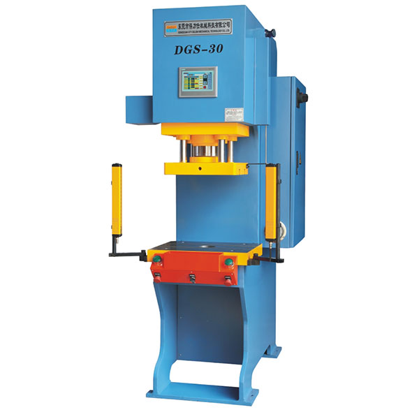 C-Type Servo Hydraulic Press