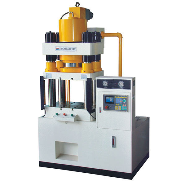 Upper-cylinder CNC Hydraulic Press